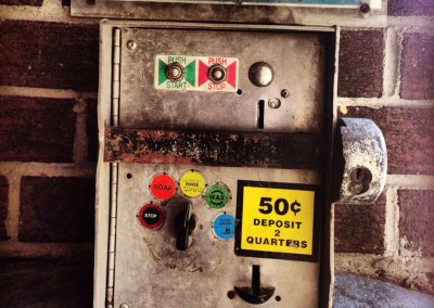 Car Wash—Only 50 cents!?